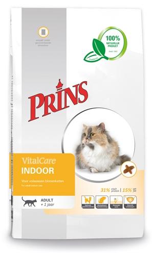 Prins VitalCare Indoor kattenvoer 5 kg