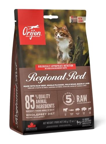 Orijen Regional Red Cat 340 Gr
