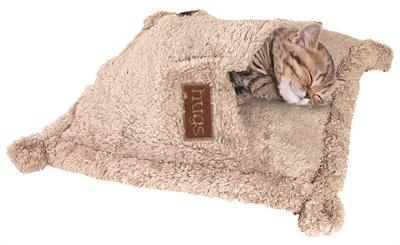Happy Pet Kattenslaapzak Hugs Snuggle 50x50 Cm