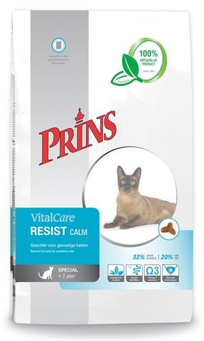 Prins VitalCare Resist kattenvoer 10 kg
